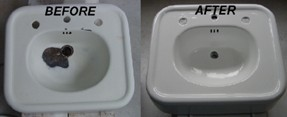 Sink-Repair-Before-After